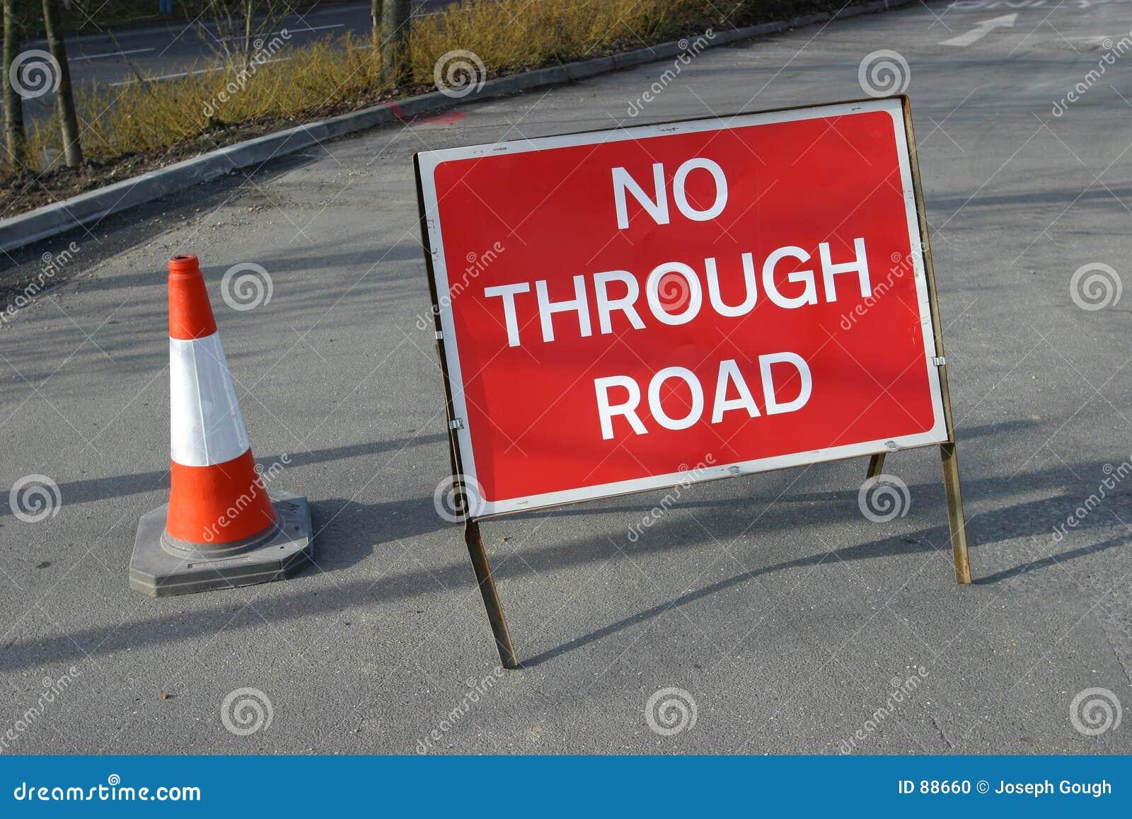 Droga jest zamknięta