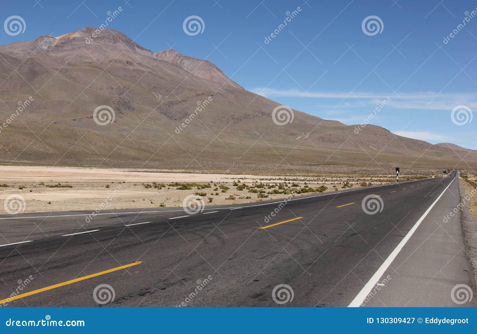 Droga na Altiplano