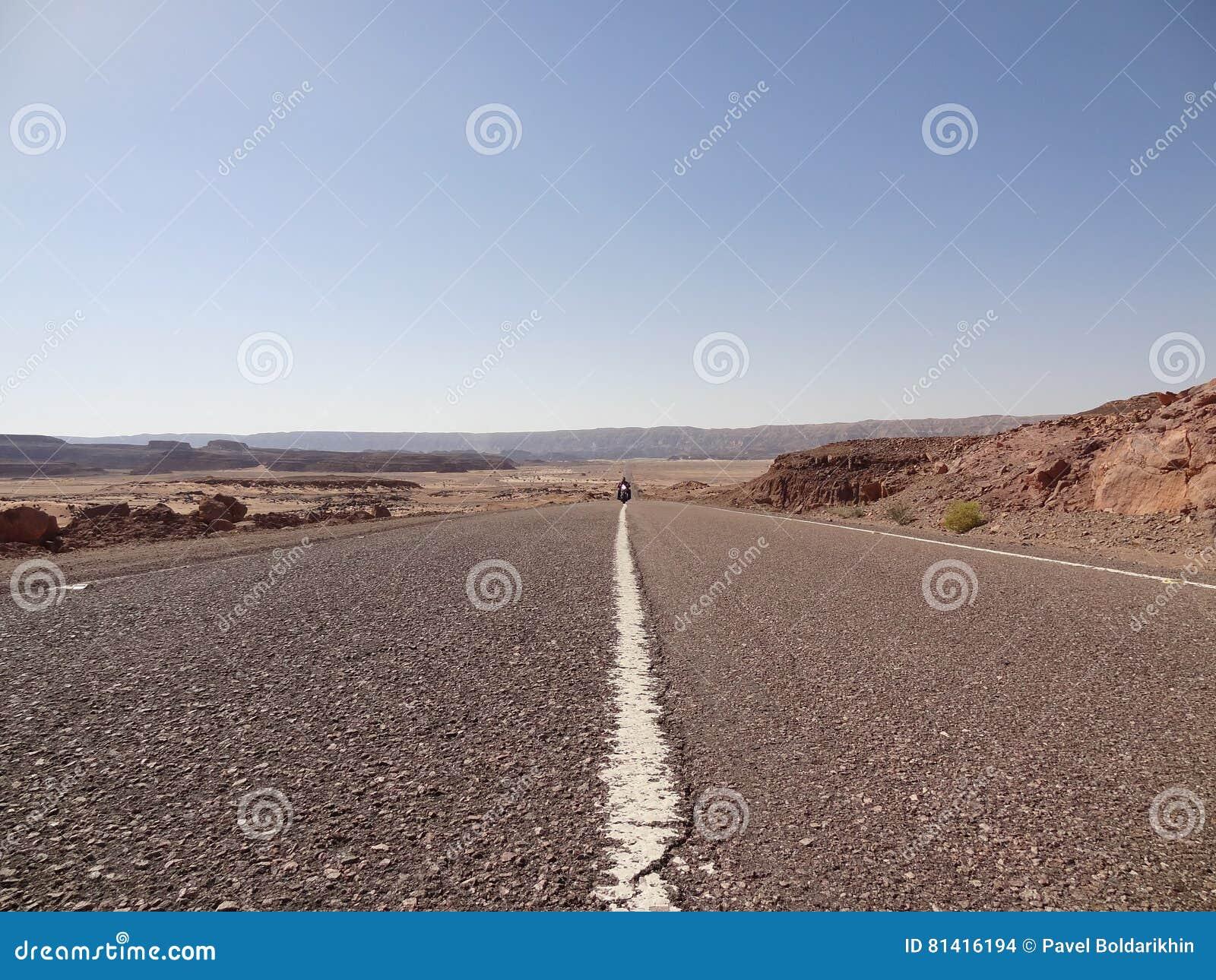 Droga w pustyni