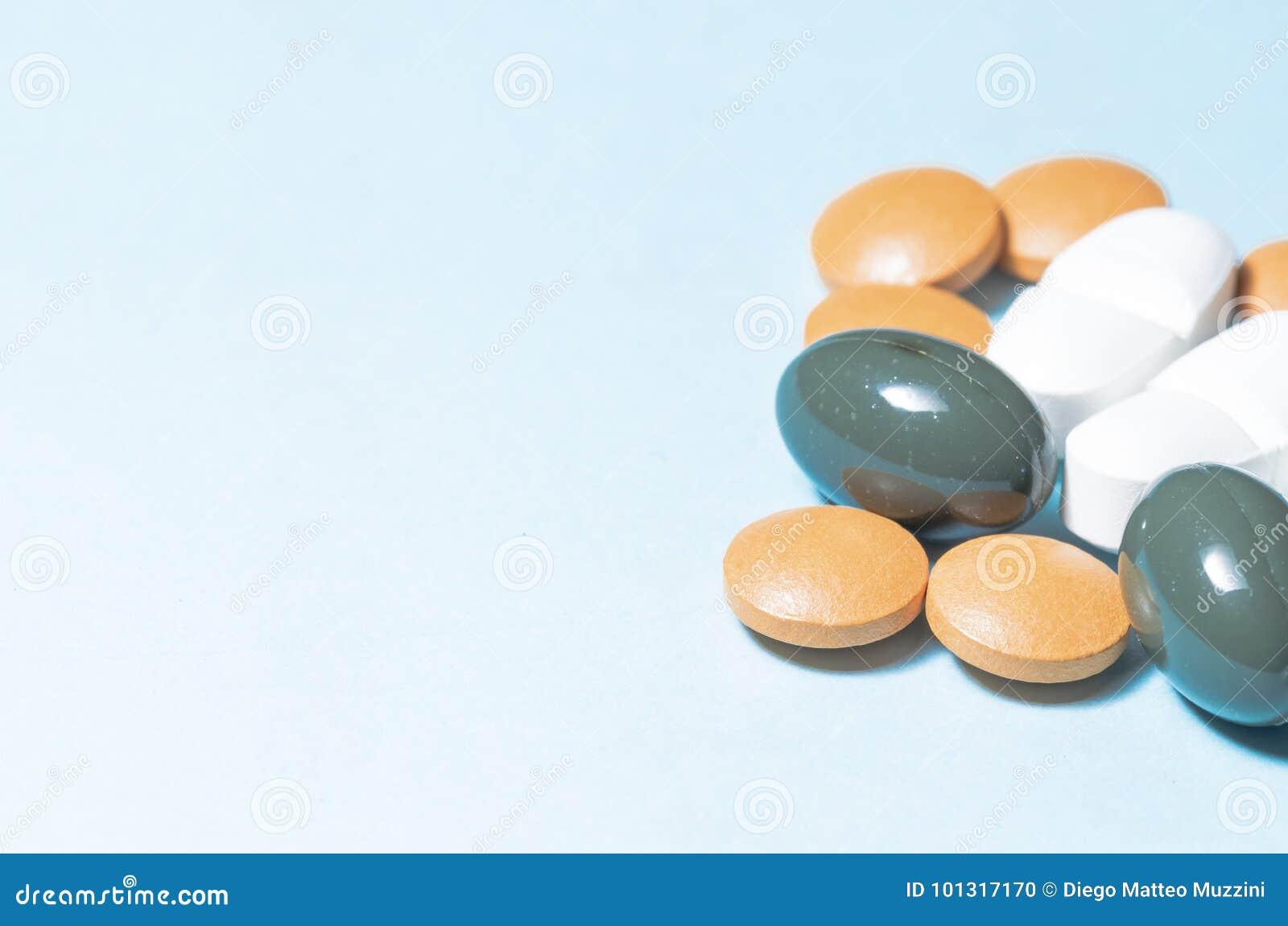 Drogas y píldoras