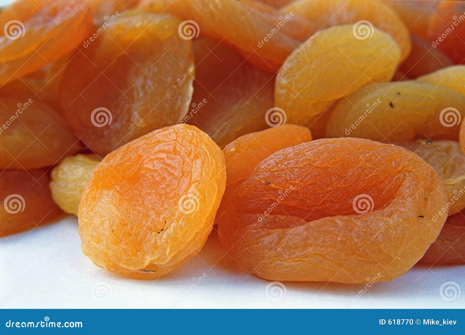 Droge abrikozen