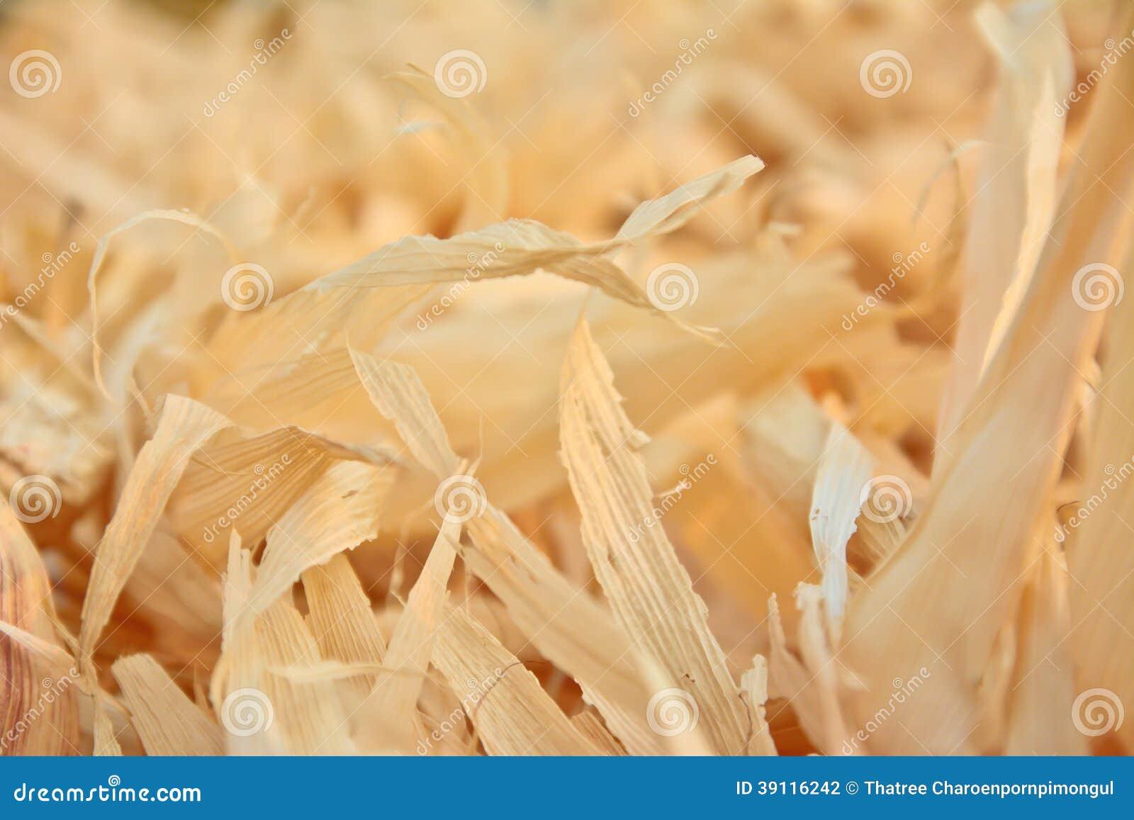 Droge graanbladeren; misschien voor achtergrond