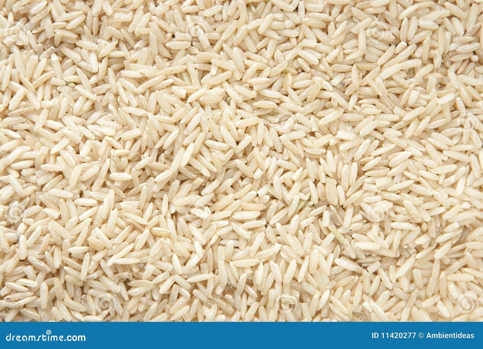 droge rijst
