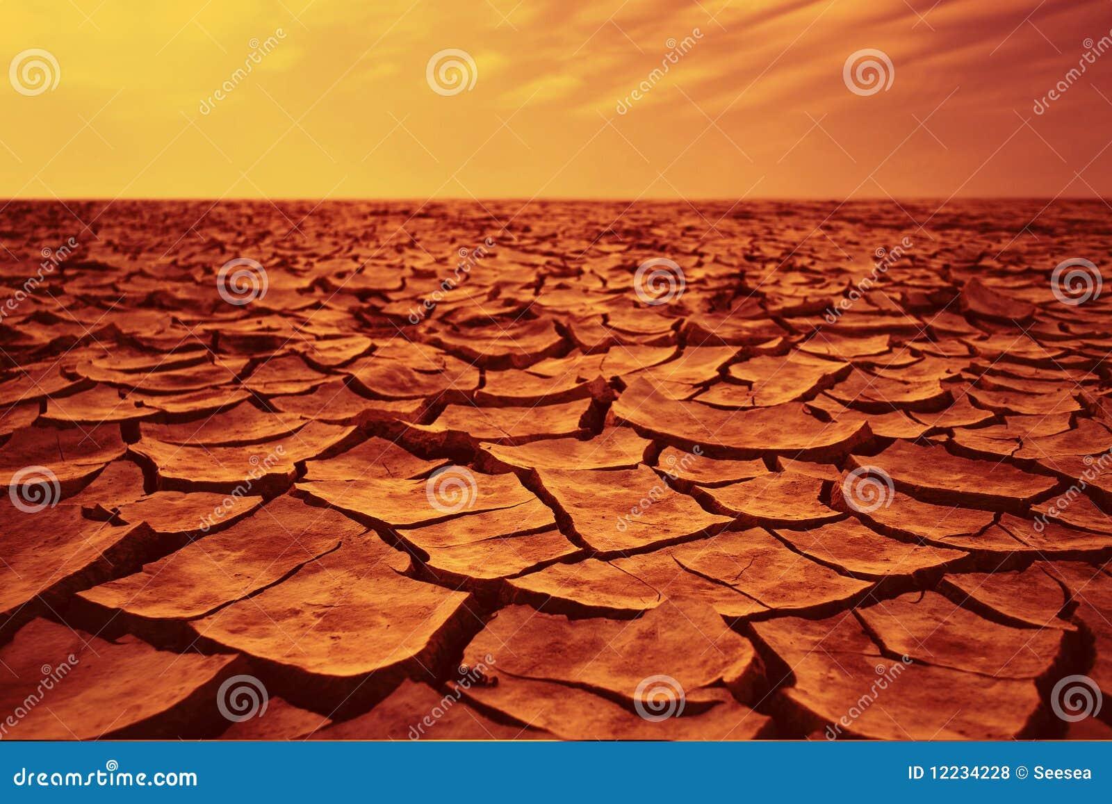 Droge woestijn
