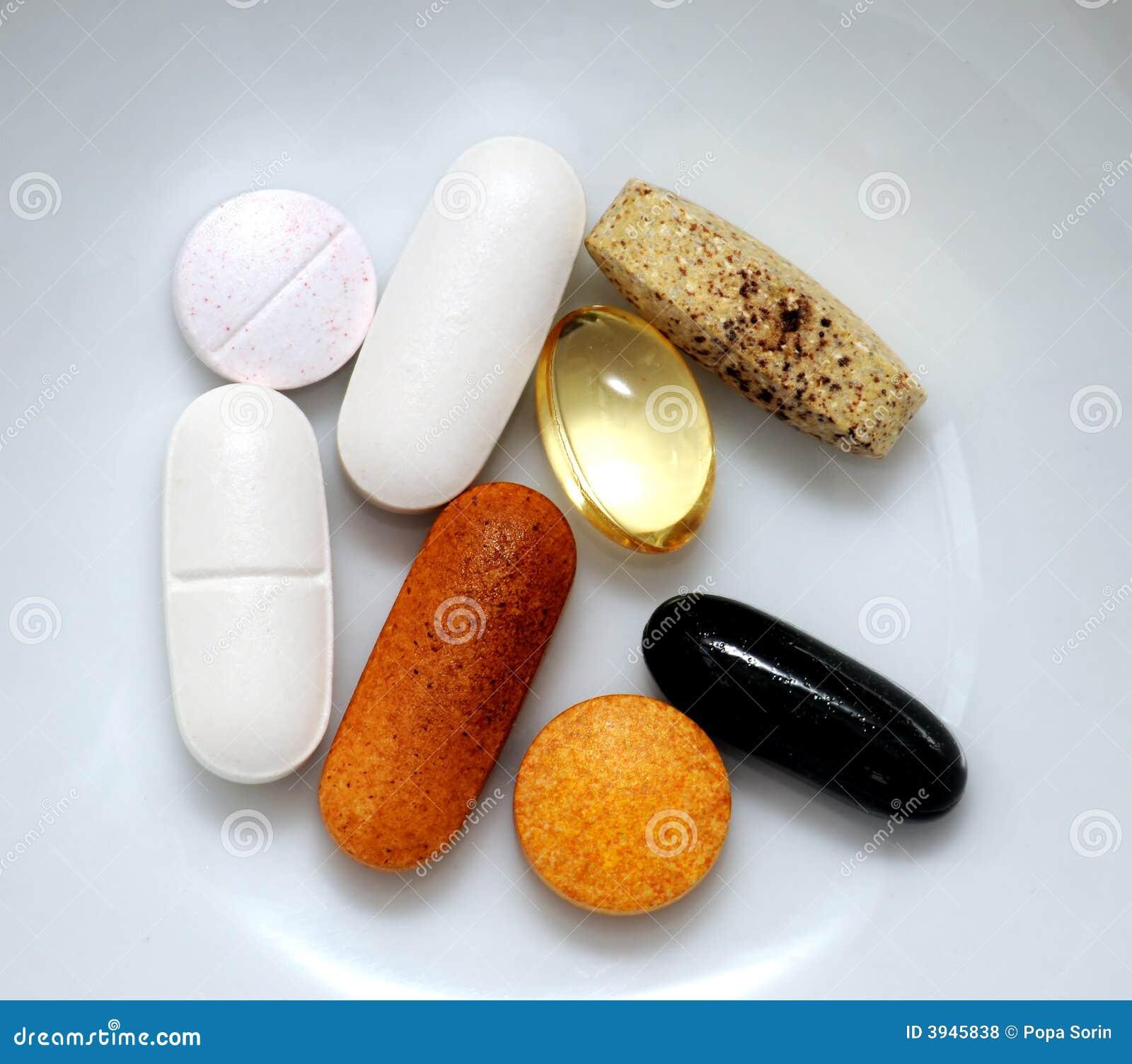 Droghe e vitamine