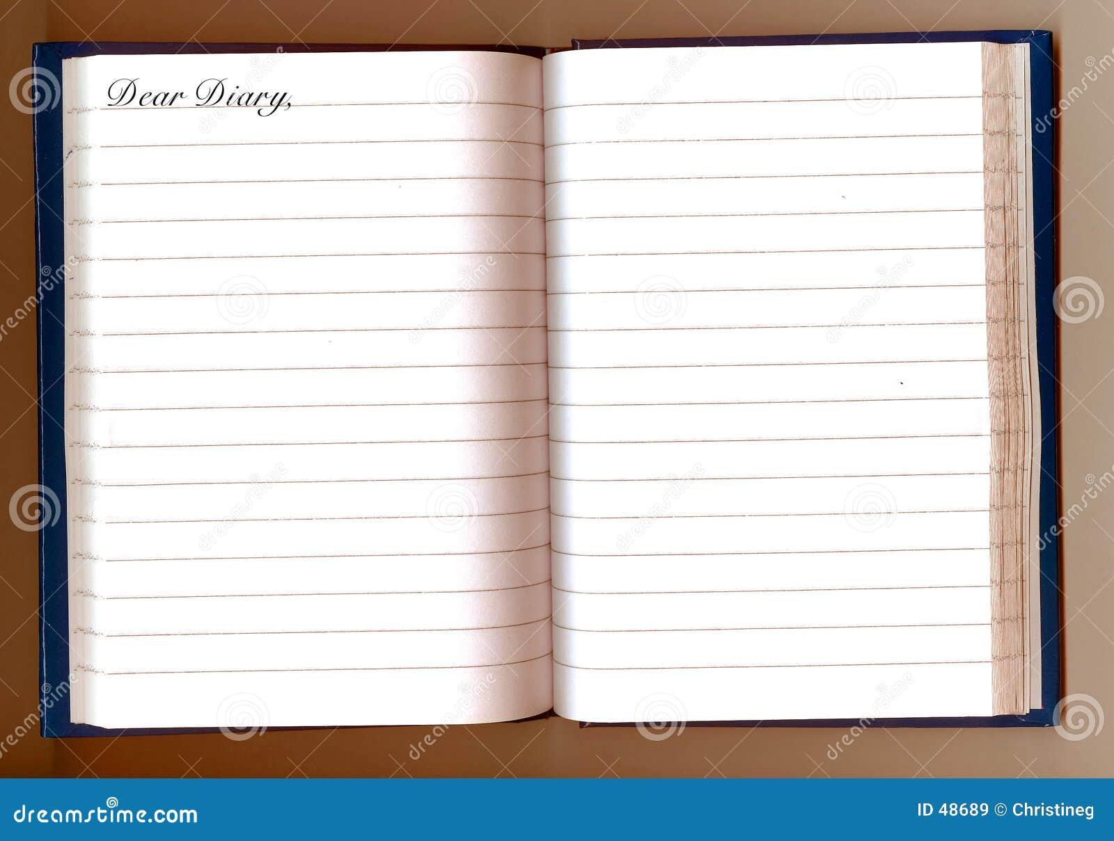Drogi pamiętniku