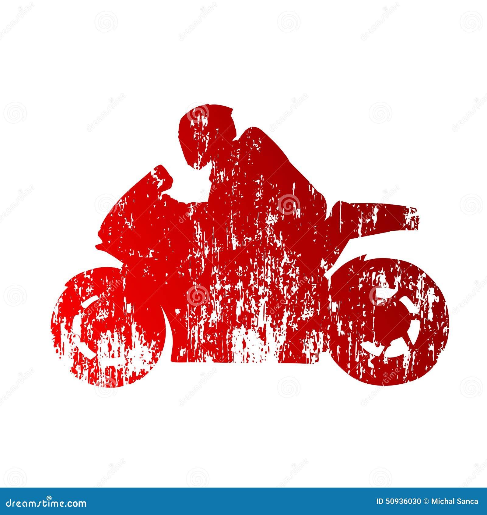 Drogowy motocyklu ścigać się