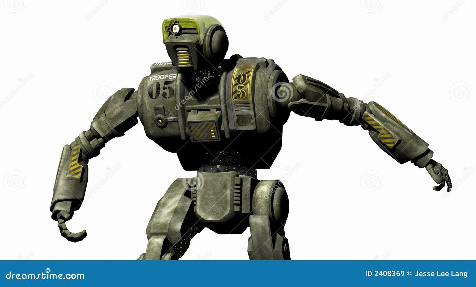 Droid机器人