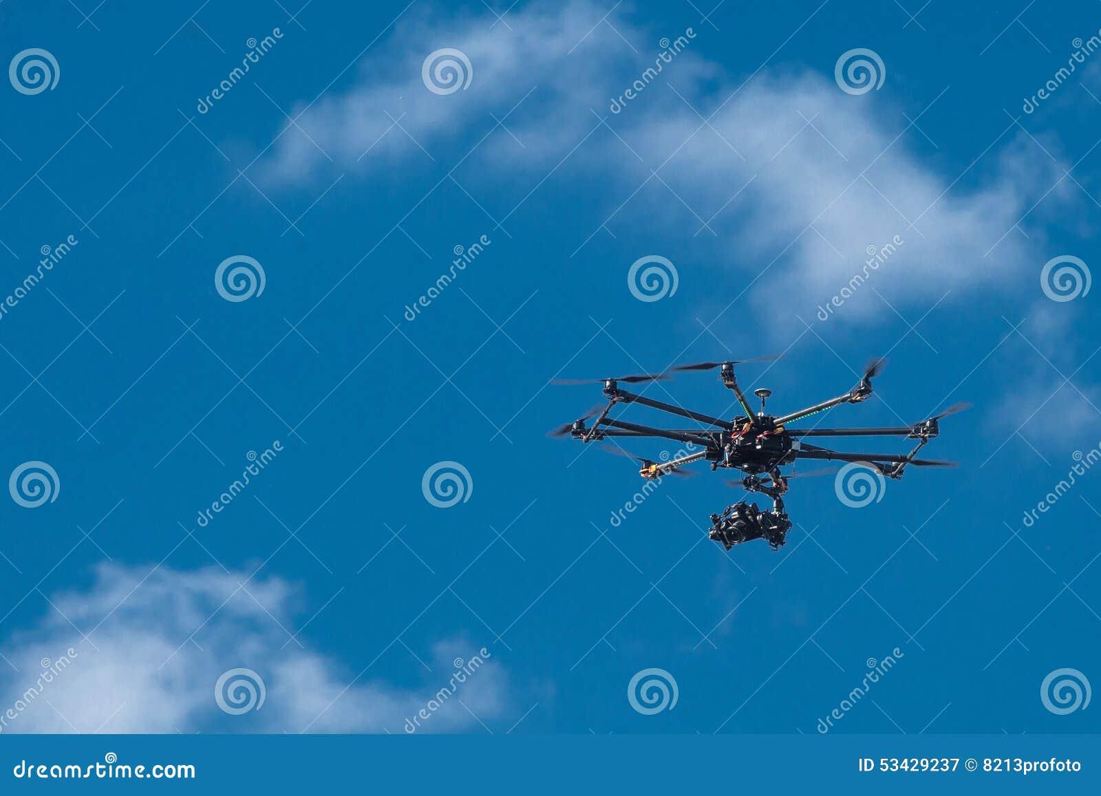 Drone, UAV , Multirotor Photography Helicopter