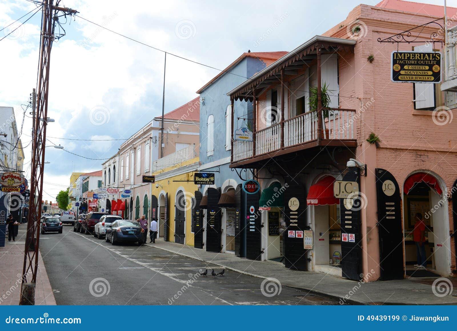 Time In Charlotte Amalie Us Virgin Islands