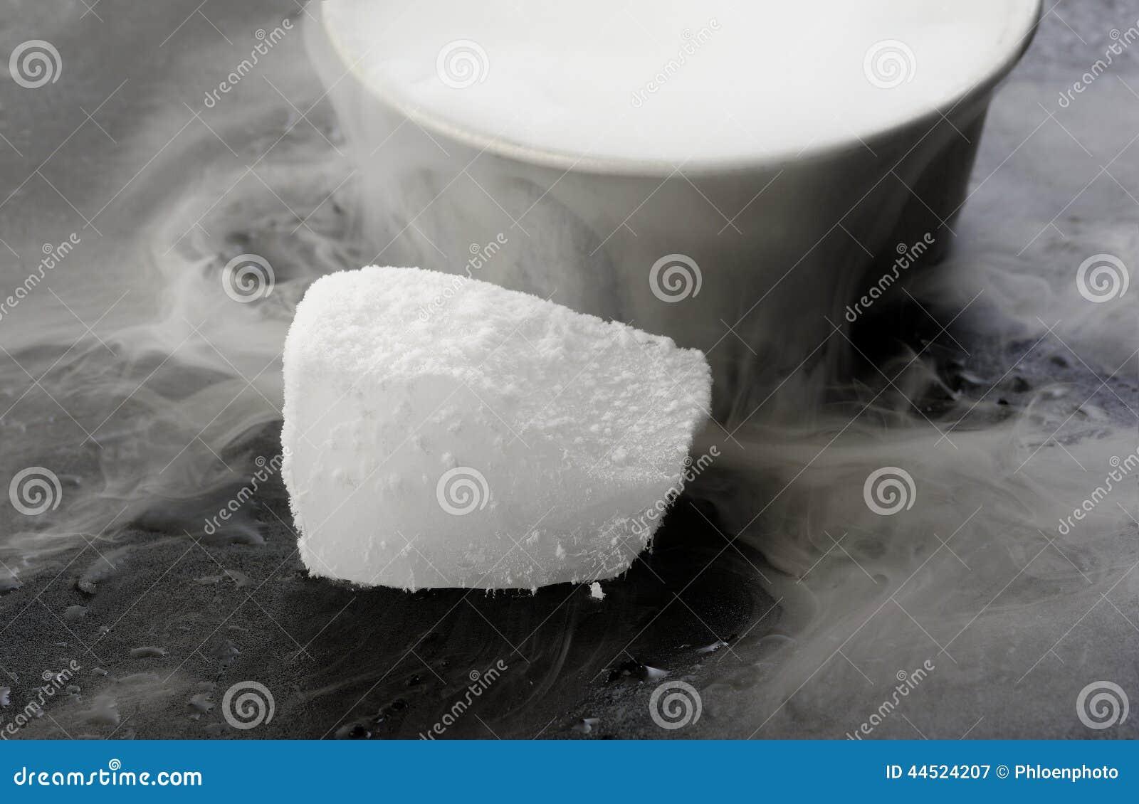 Droog ijs