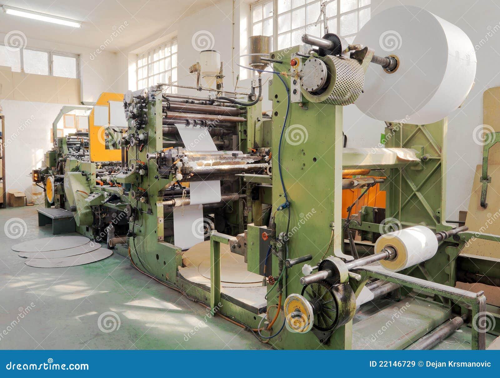 Druckenmaschine