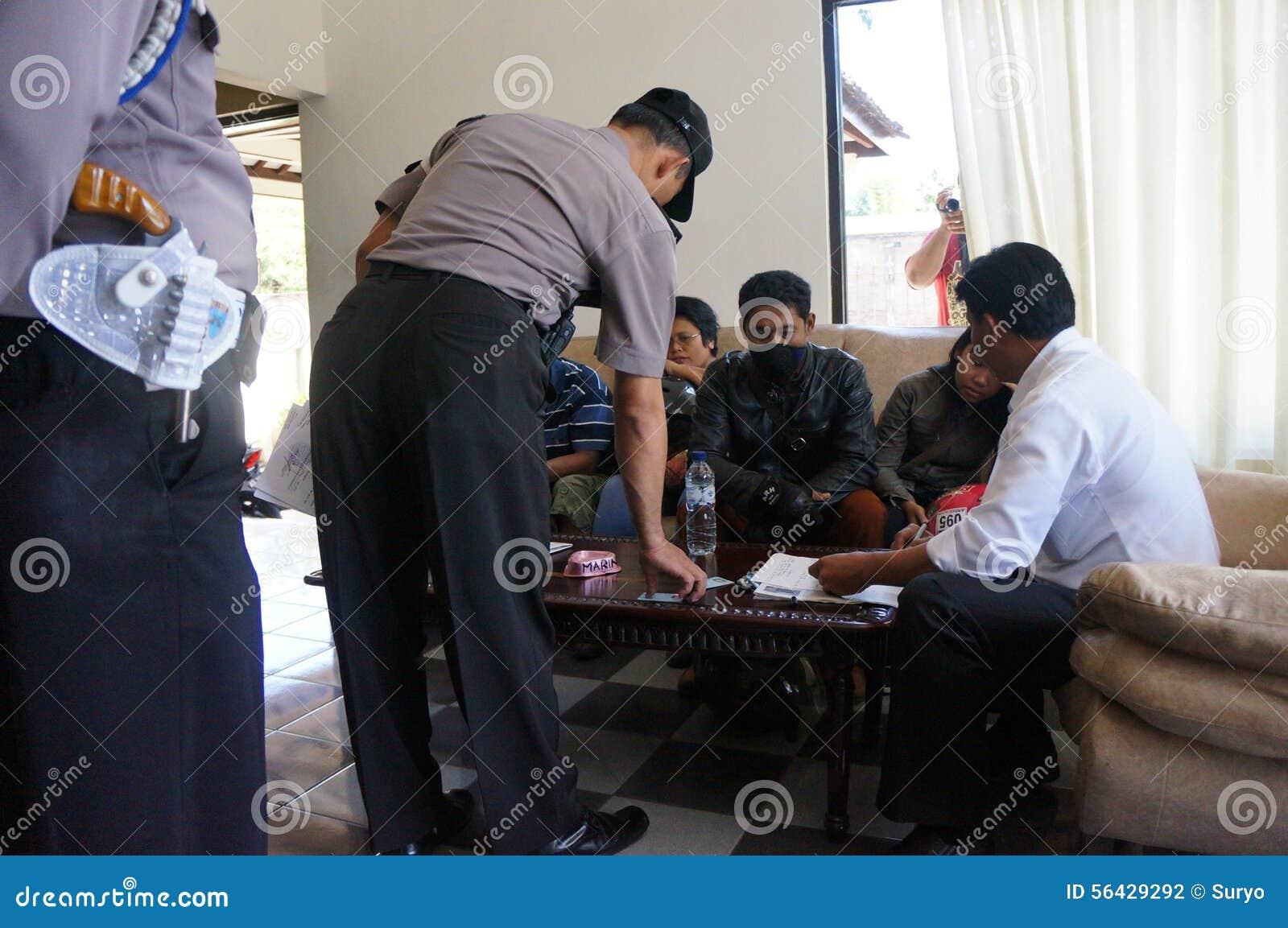 Drug raid editorial photography  Image of suppress, raid