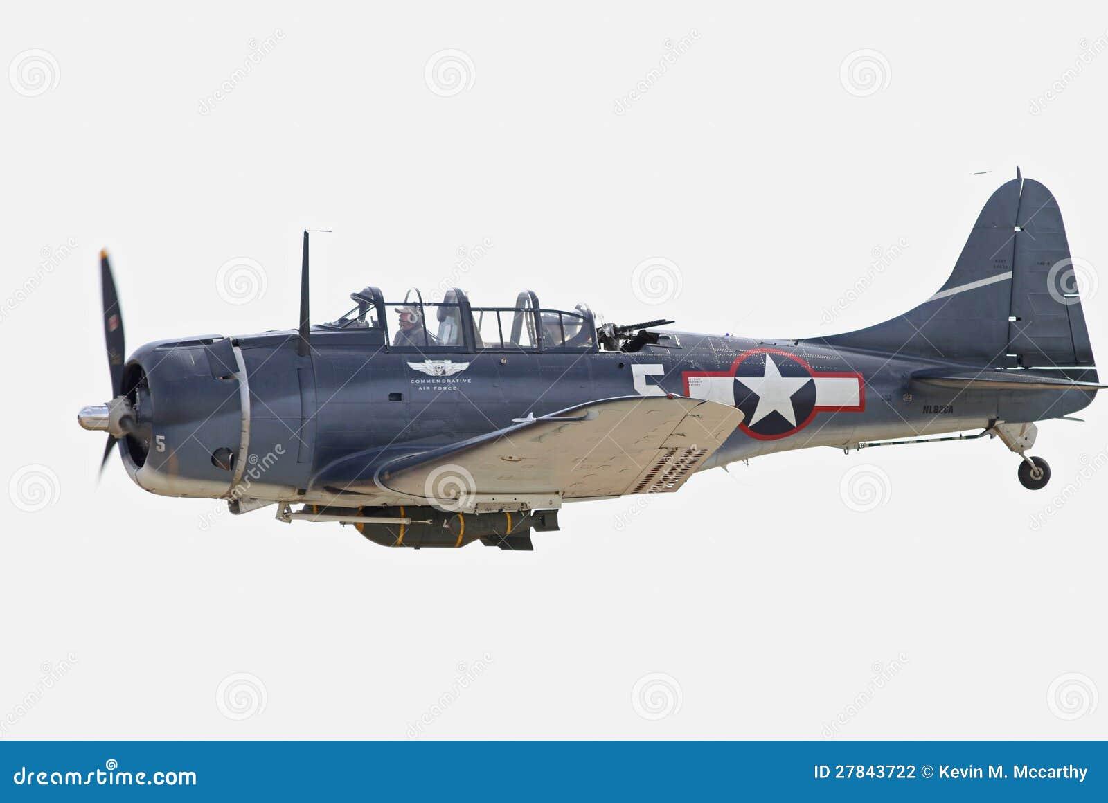 Druga Wojna Światowa Samolot nurkowa Samolot