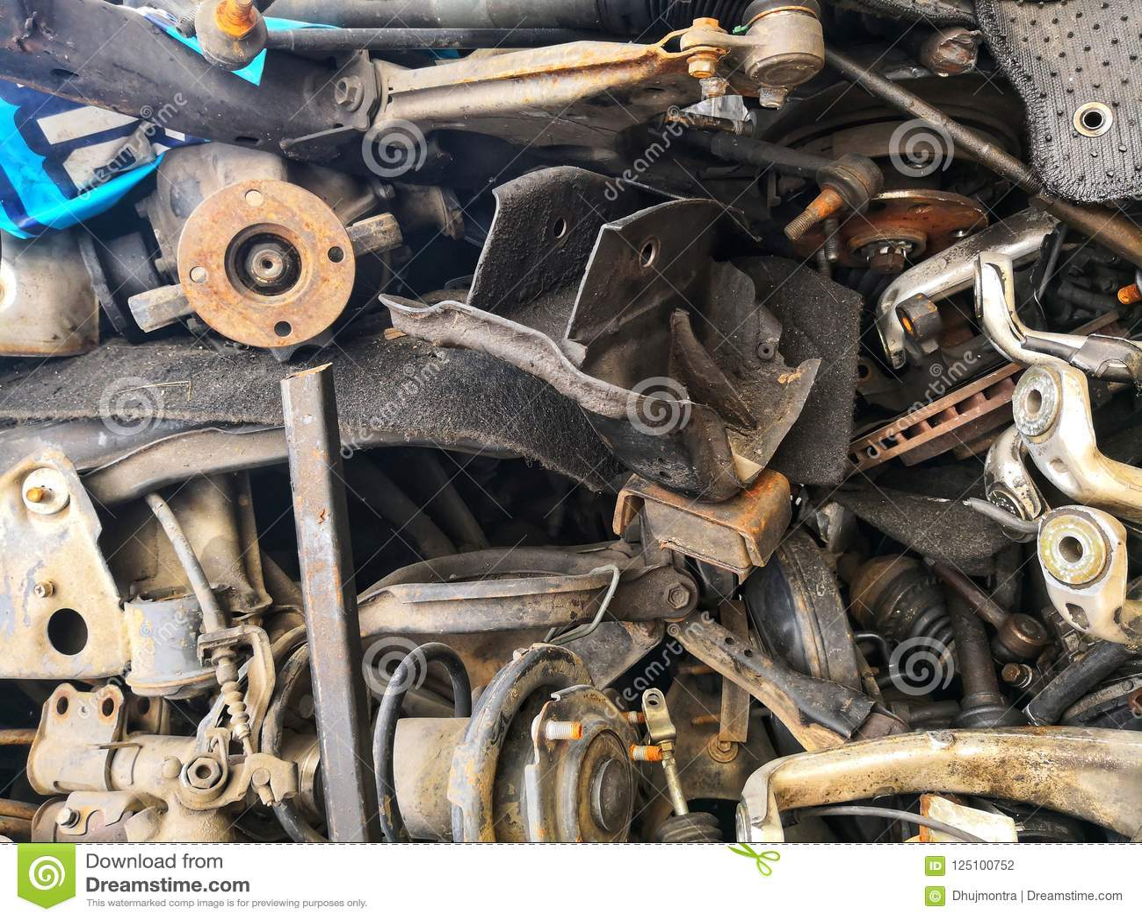 Drugi ręki dodatkowe części pojazd