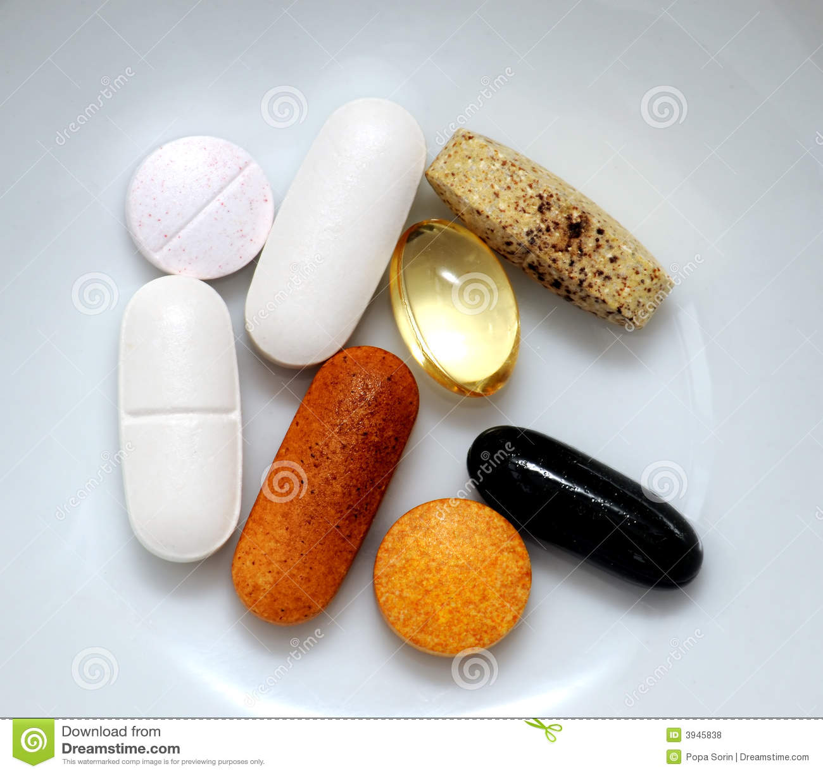 Drugs en vitaminen