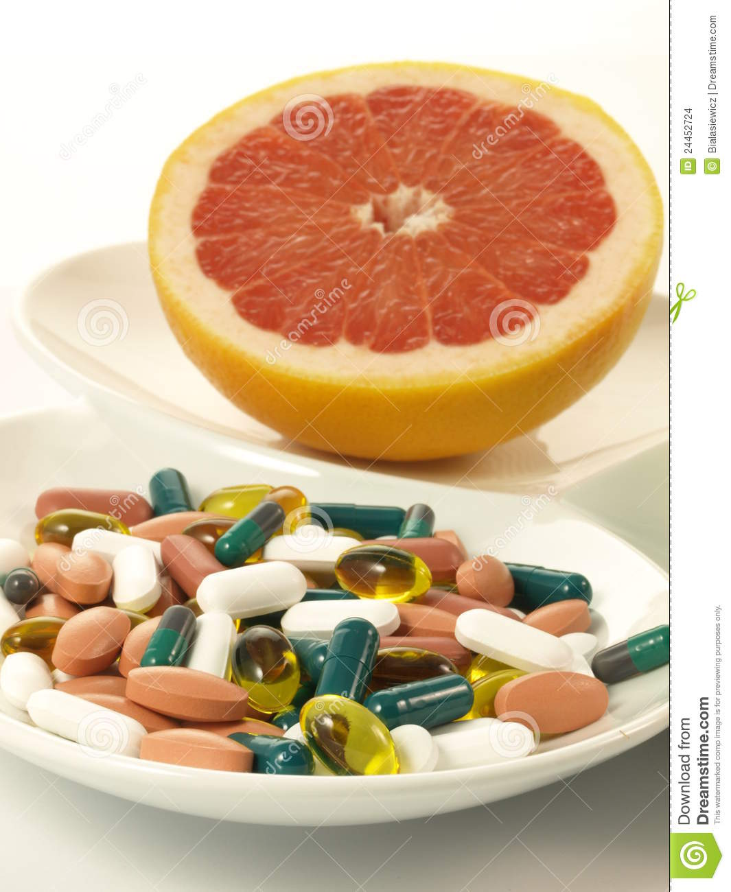 food in a pill