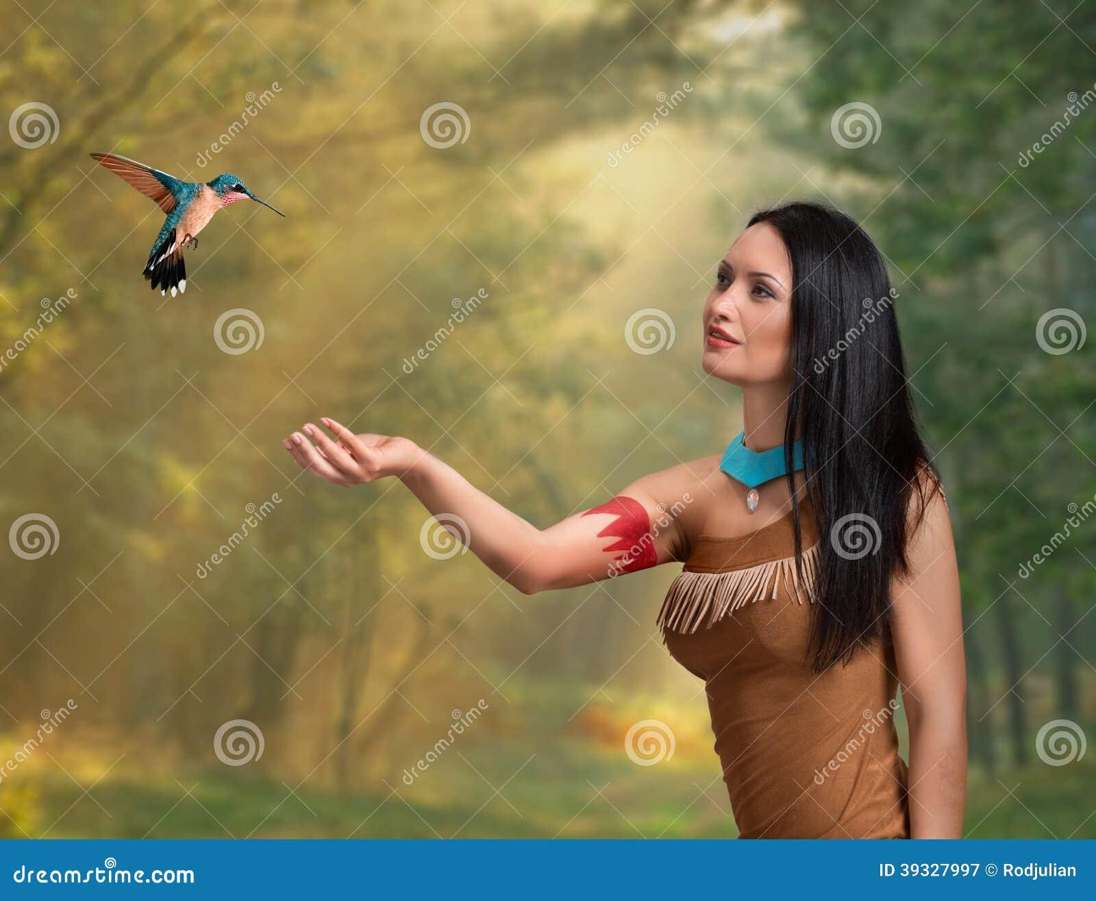 Druida femenino