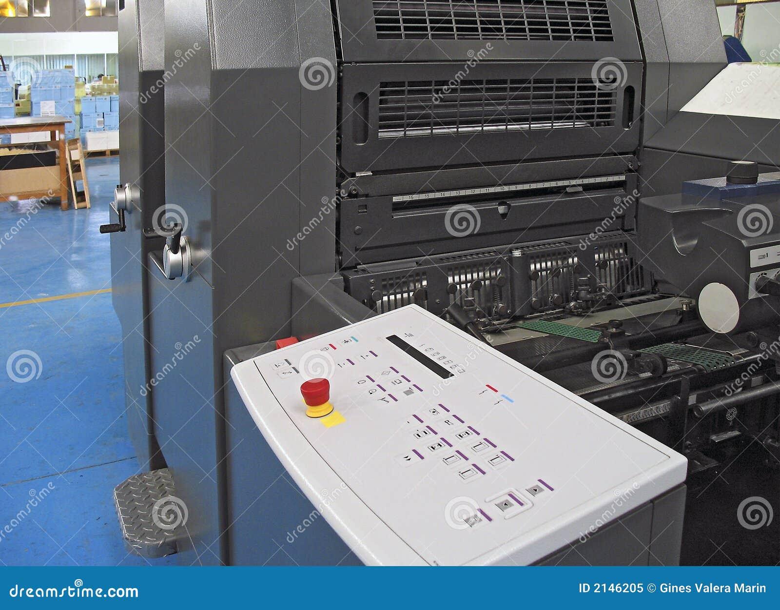 Druk maszyna