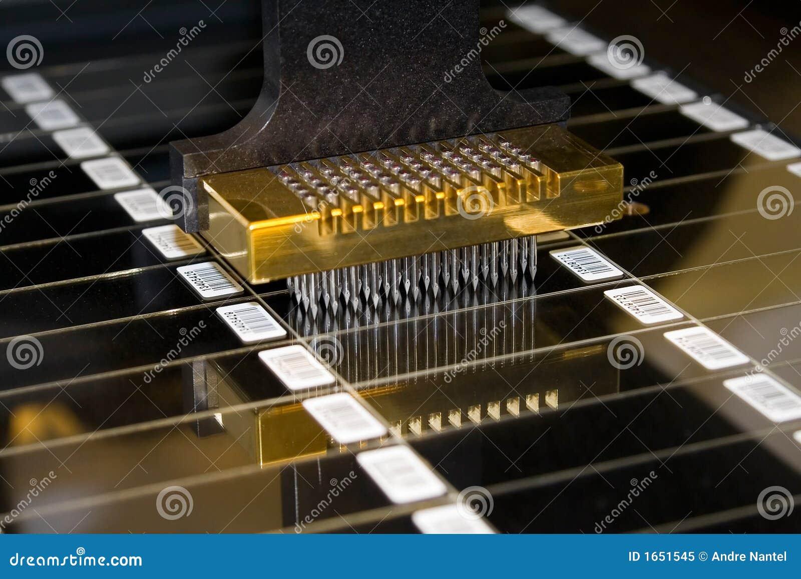 Drukarka microarray
