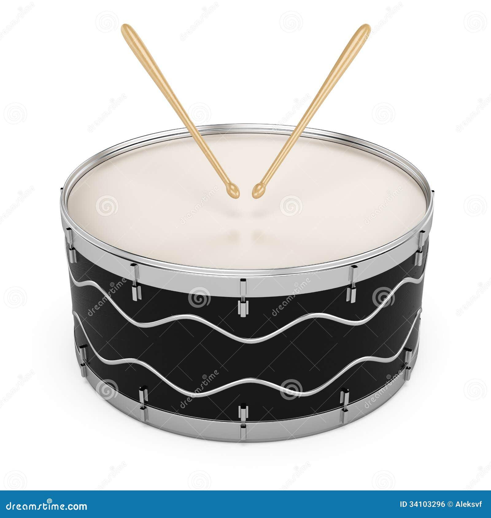 Drum Royalty Free Stock Image - Image: 34103296
