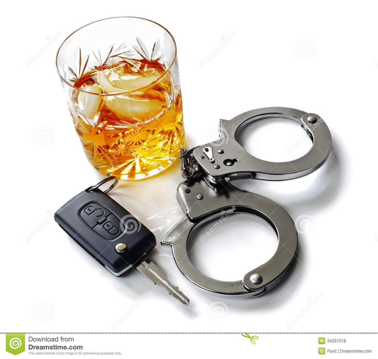 Drunk Driving Royalty Free Stock Photos Image 34297518
