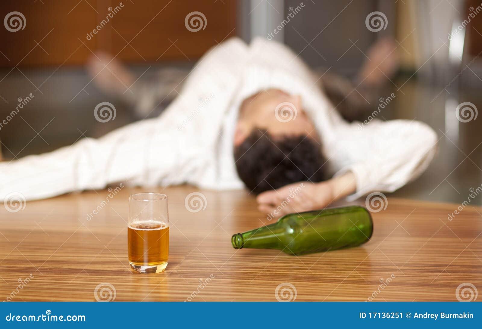 Drunkard Stock Image Image 17136251