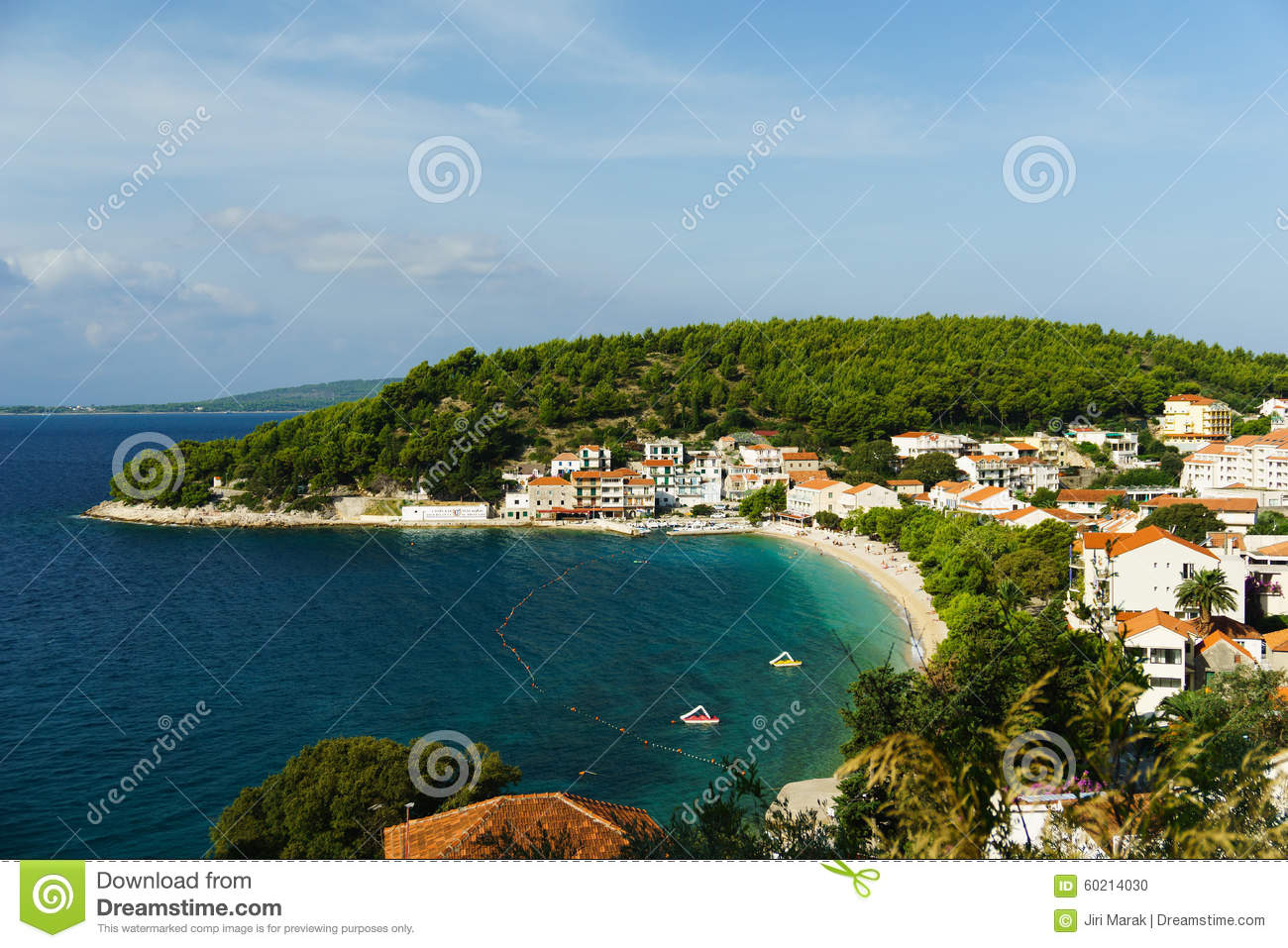 Drvenik-Donja Vala Stock Photo - Image: 60214030
