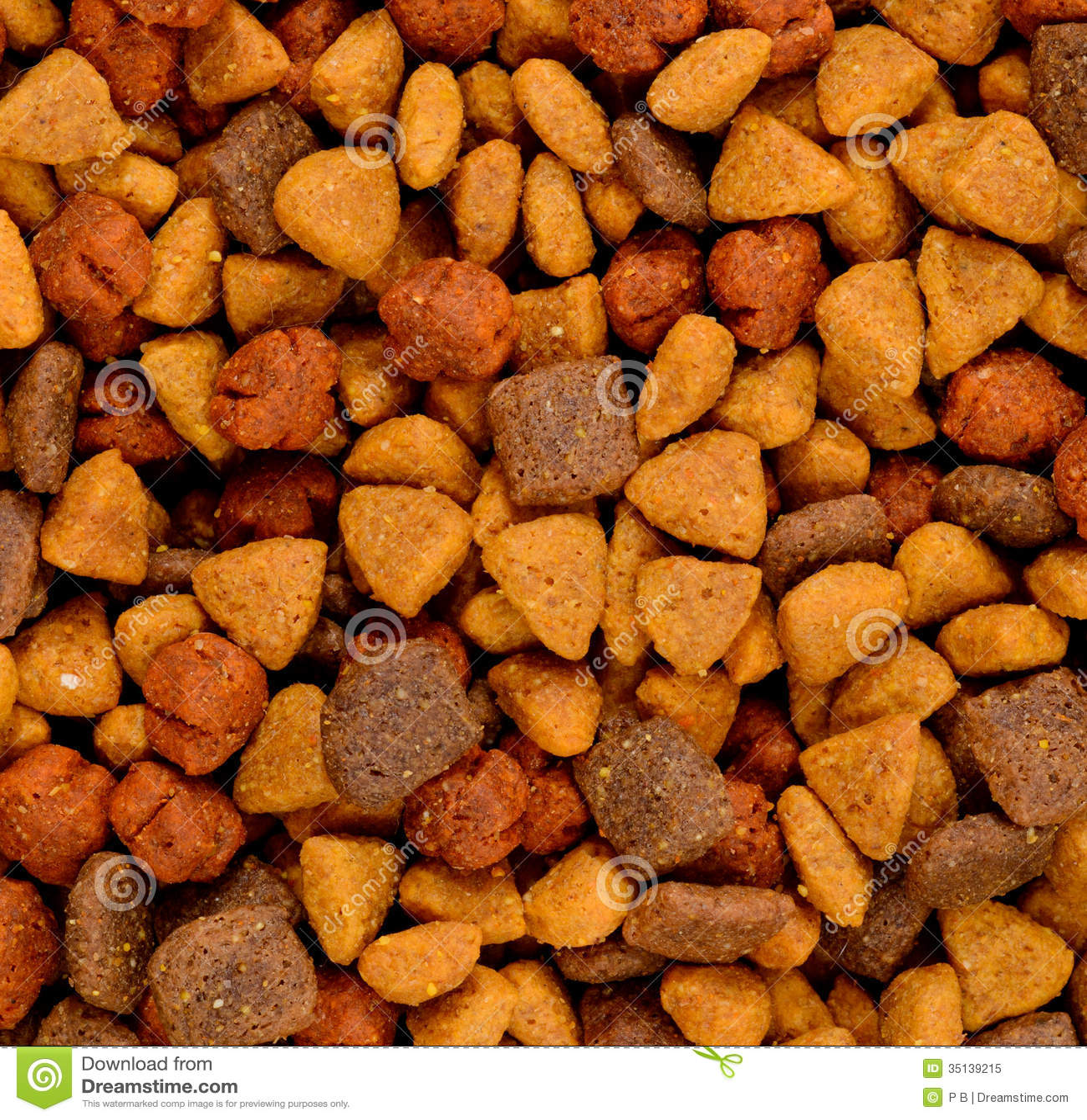 Dry Dog Food Royalty Free Stock Photo - Image: 35139215