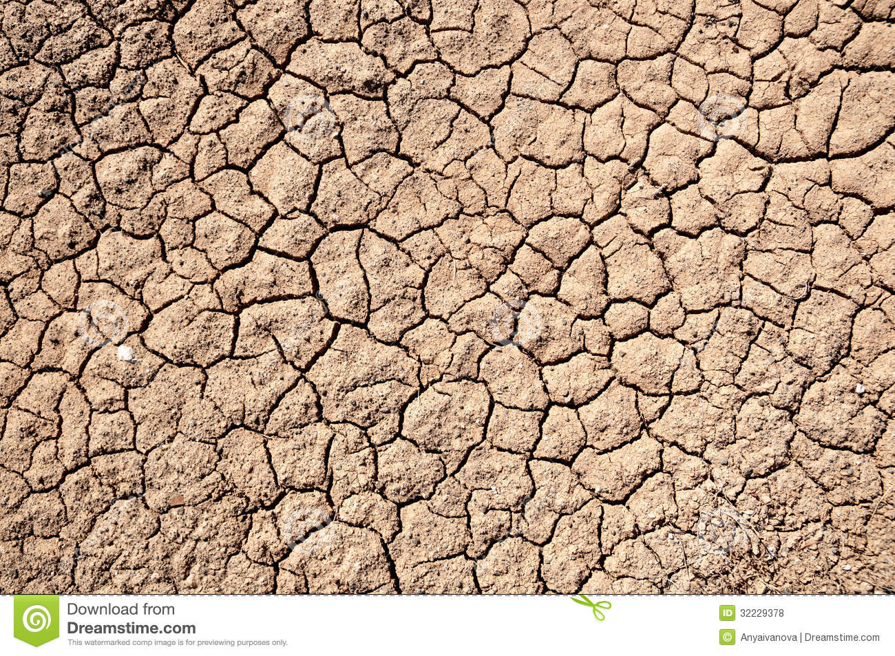 Dry Earth Royalty Free Stock Photos - Image: 32229378