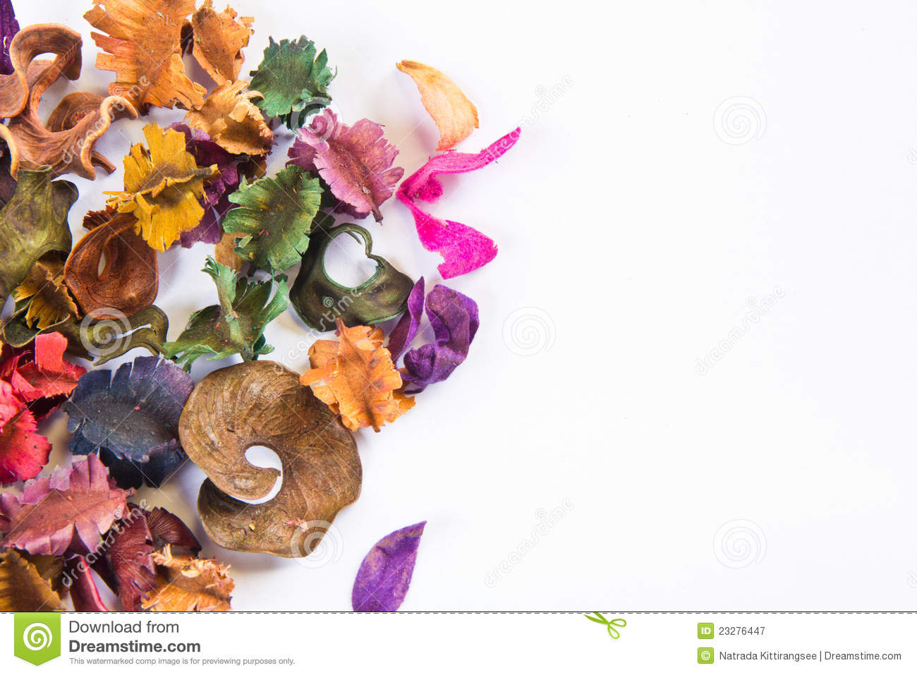Dry Flower Royalty Free Stock Photography - Image: 23276447