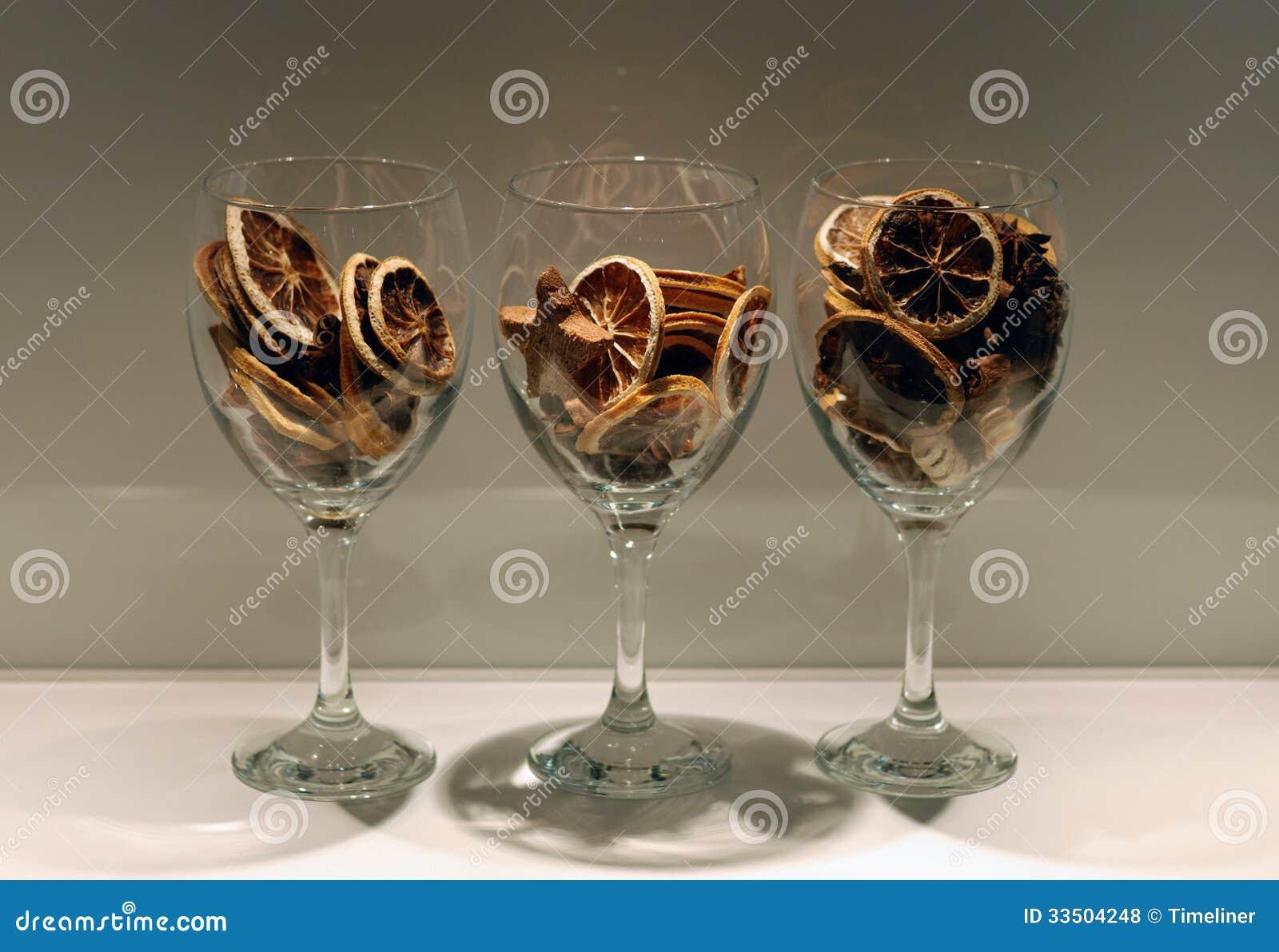 Dry Fruit Decoration Stock Photo Image Of Lemon Furniture 33504248