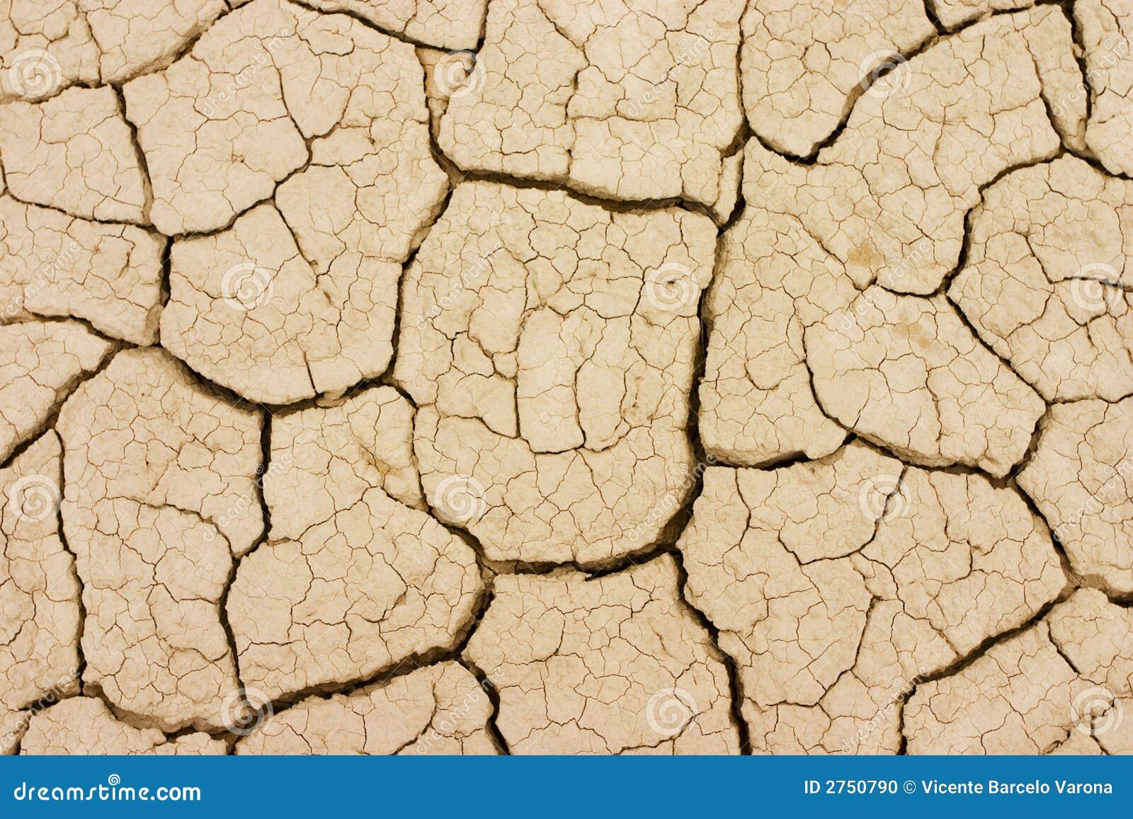 Dry Land Stock Photo - Image: 2750790