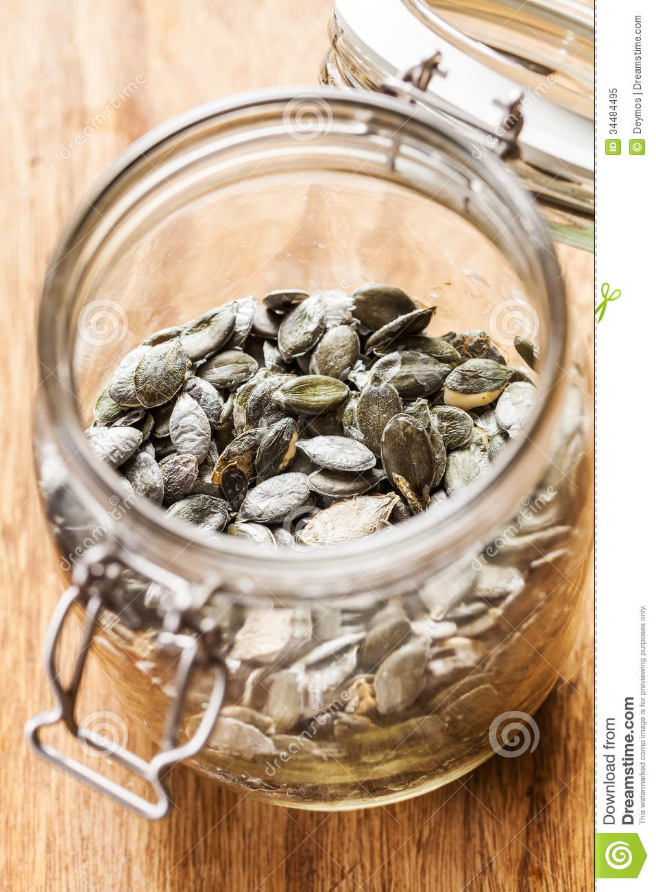 how to eat dry pumpkin seeds