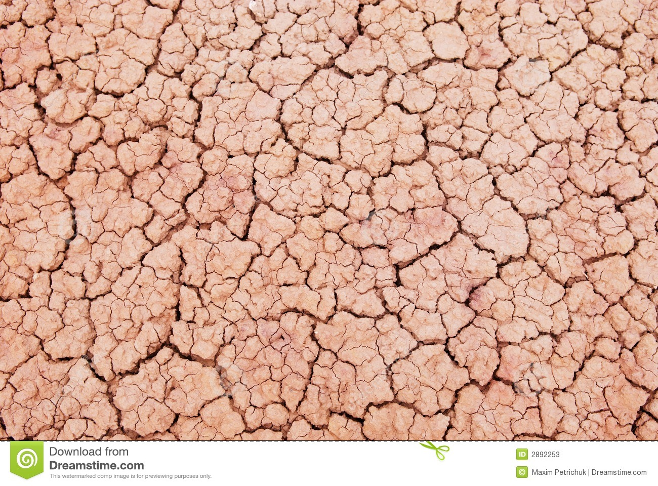 Dry surface texture