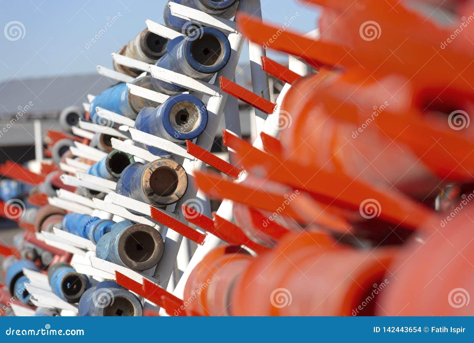 Drymby i świderu kawałki Używać w przemysle paliwowym