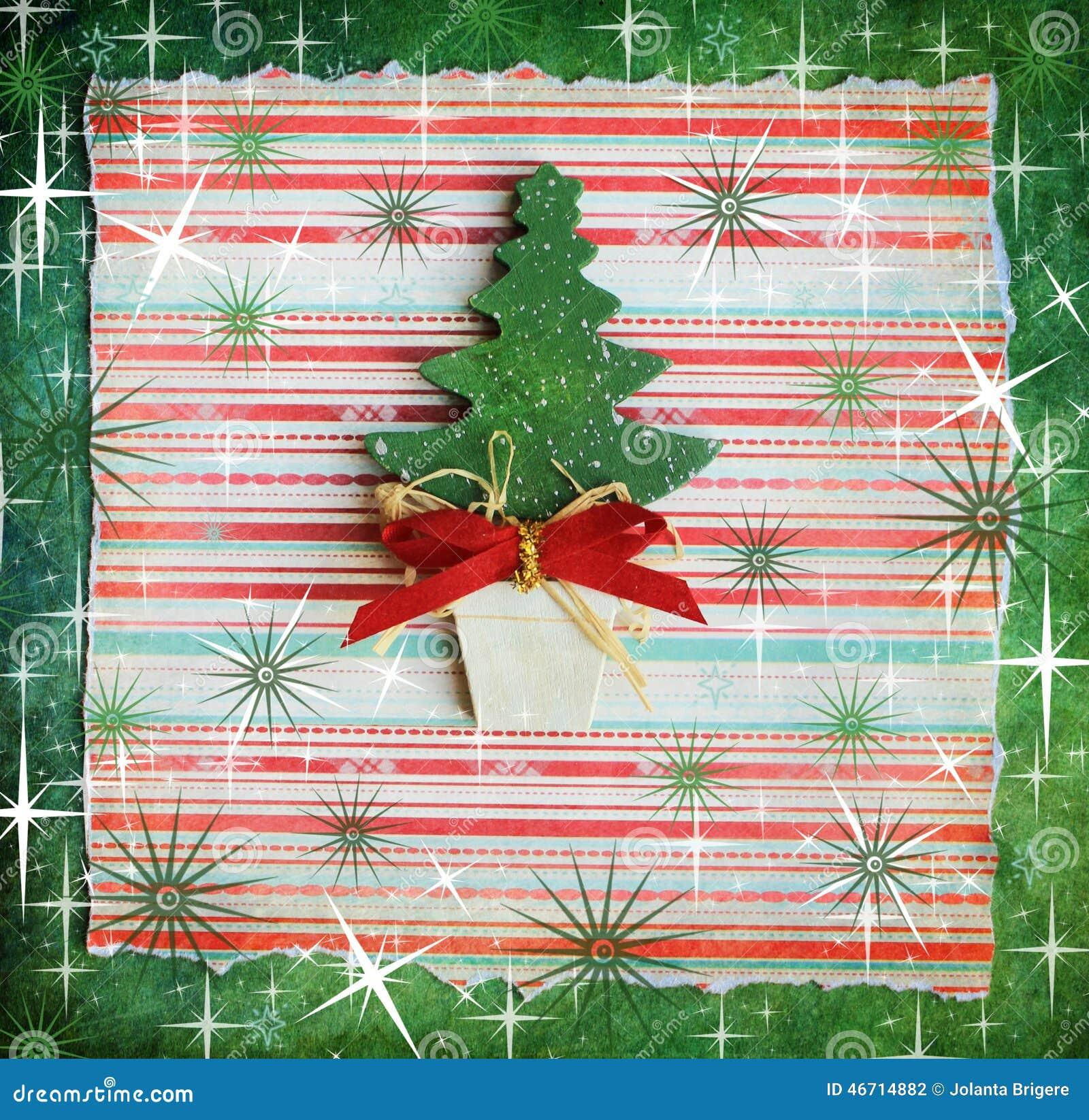Drzewo bożego narodzenia dekoracyjny