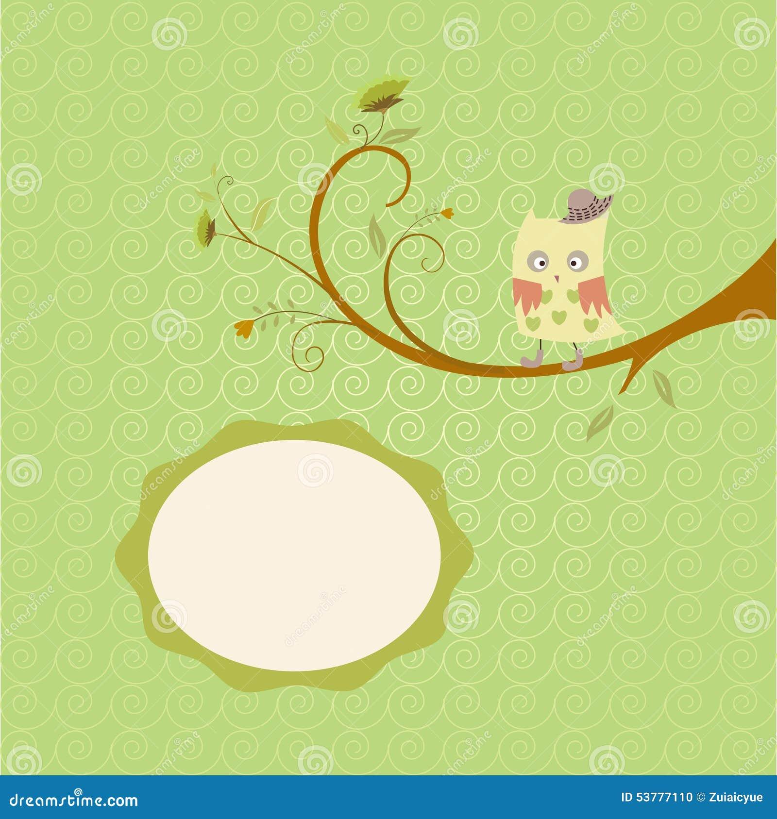 Drzewo i sowa