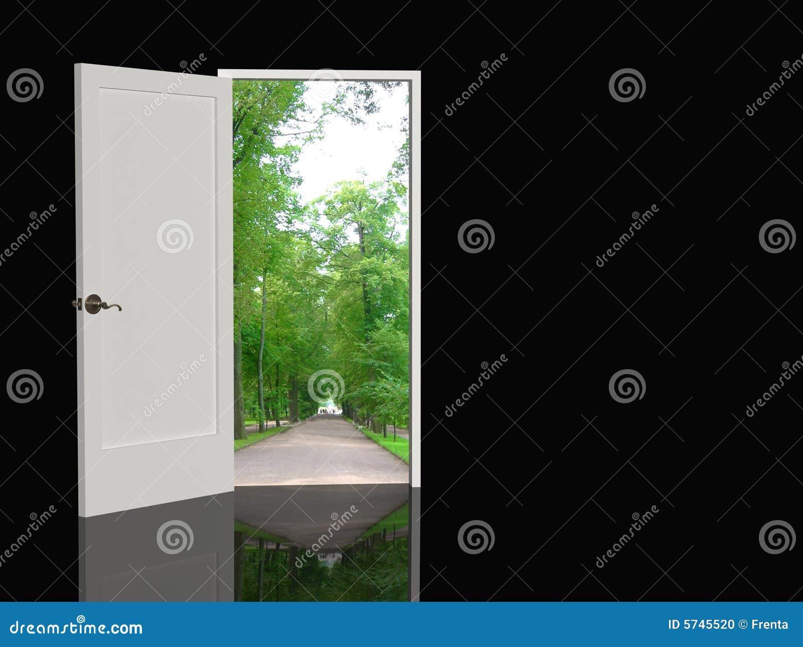 Drzwi świat