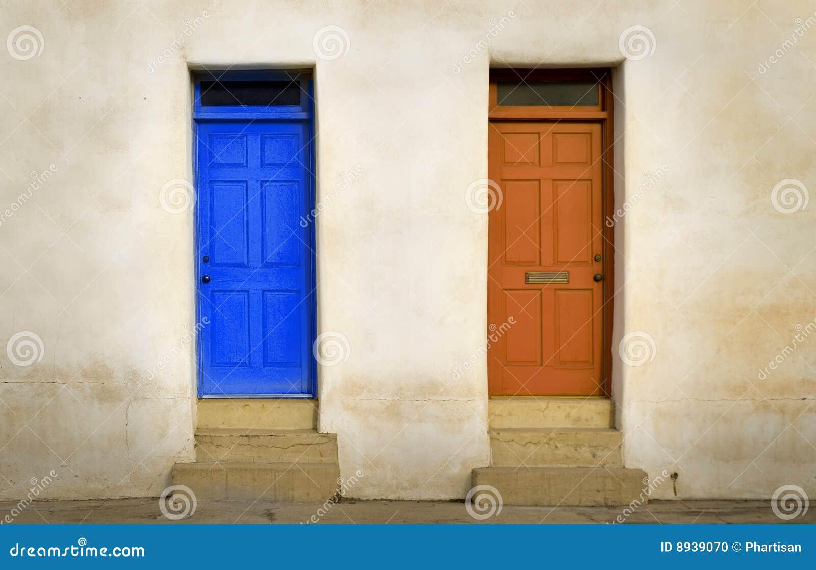 Drzwi dwa