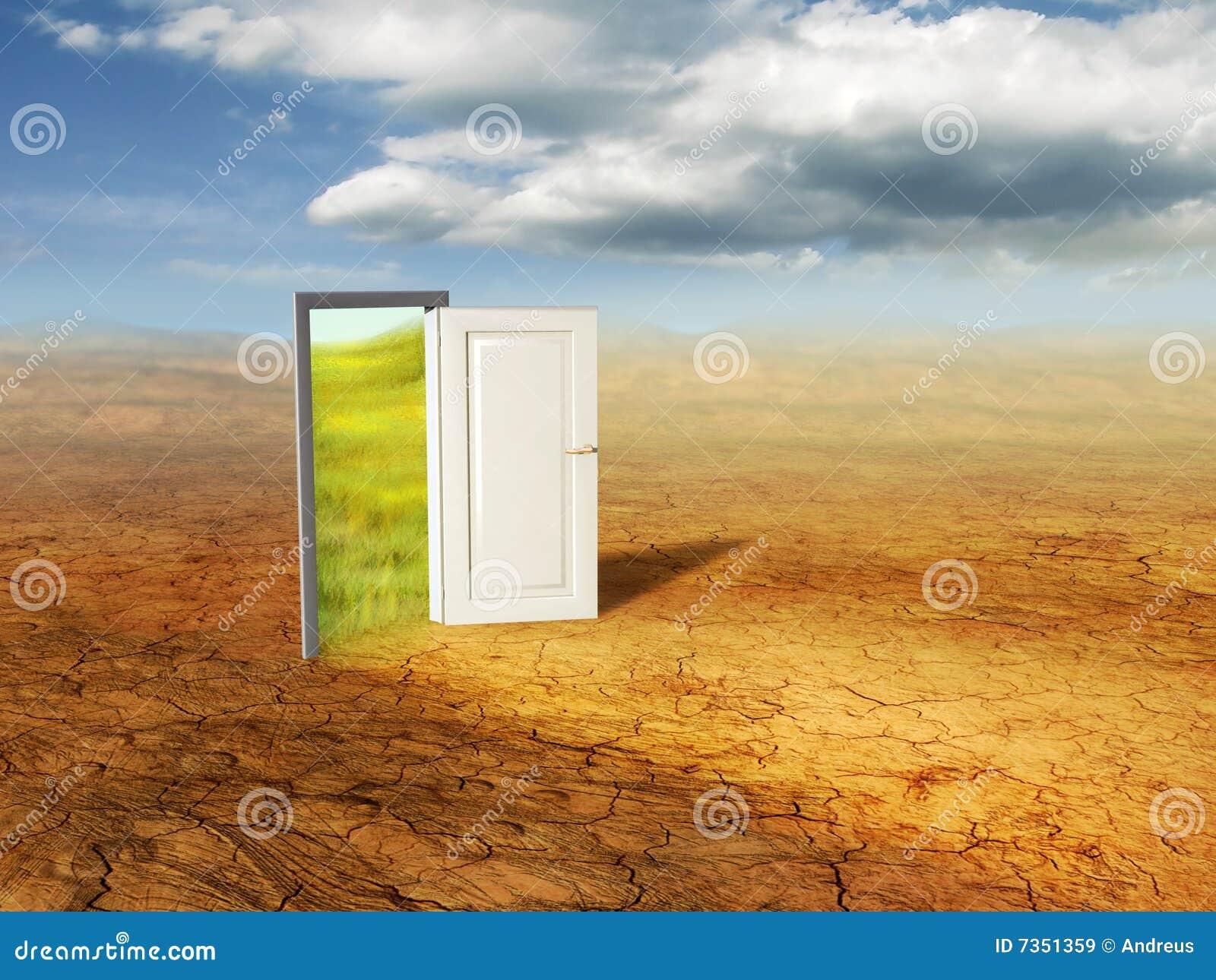 Drzwi magiczny