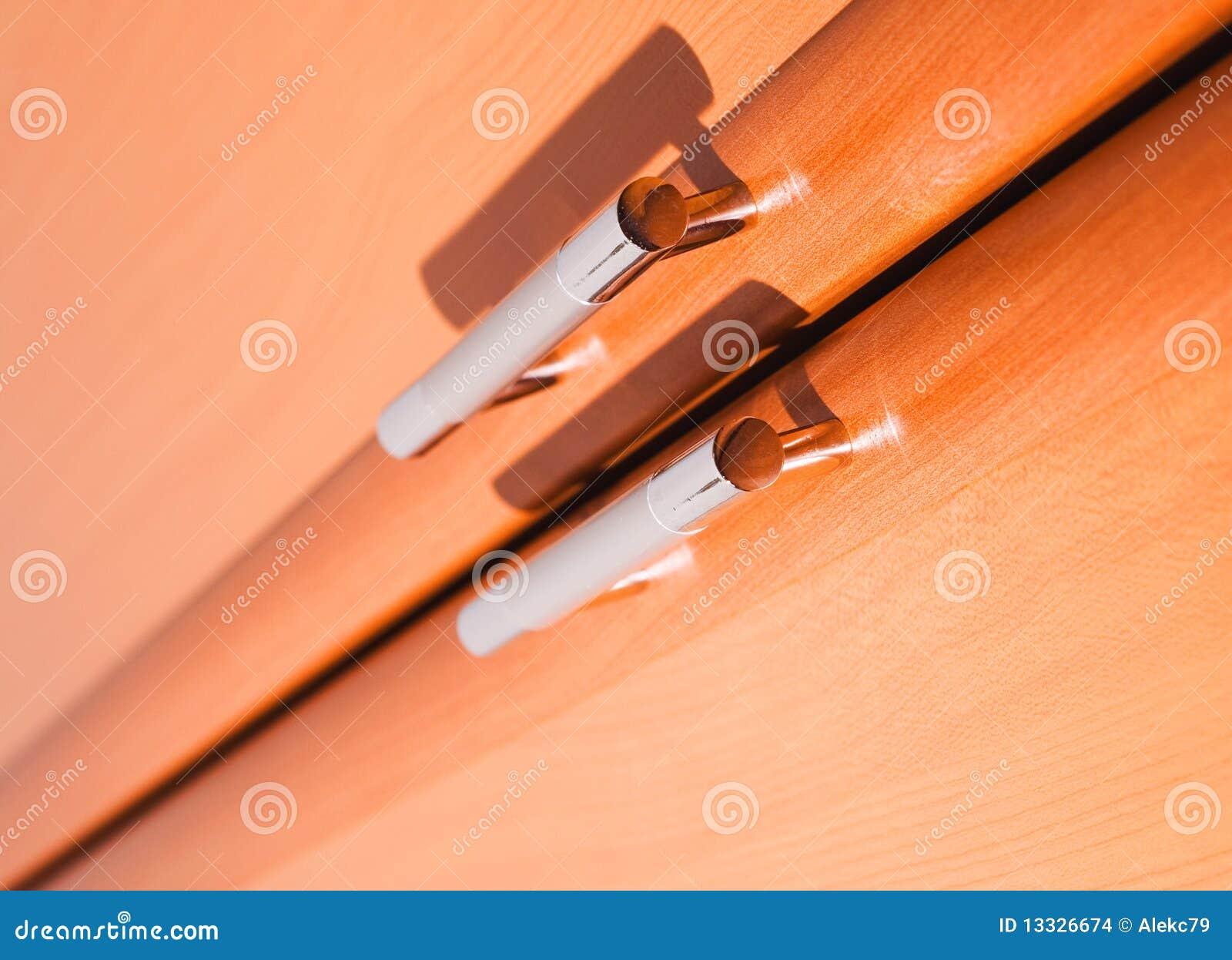 Drzwi meble rękojeści
