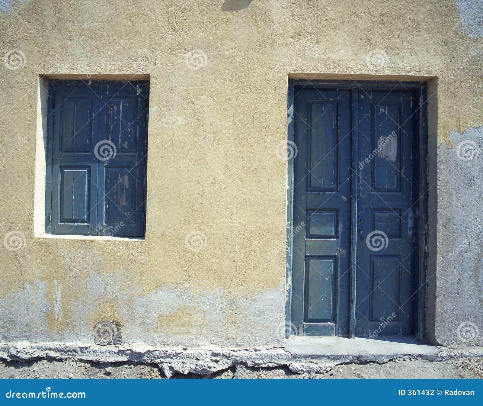 Drzwi nadokienni