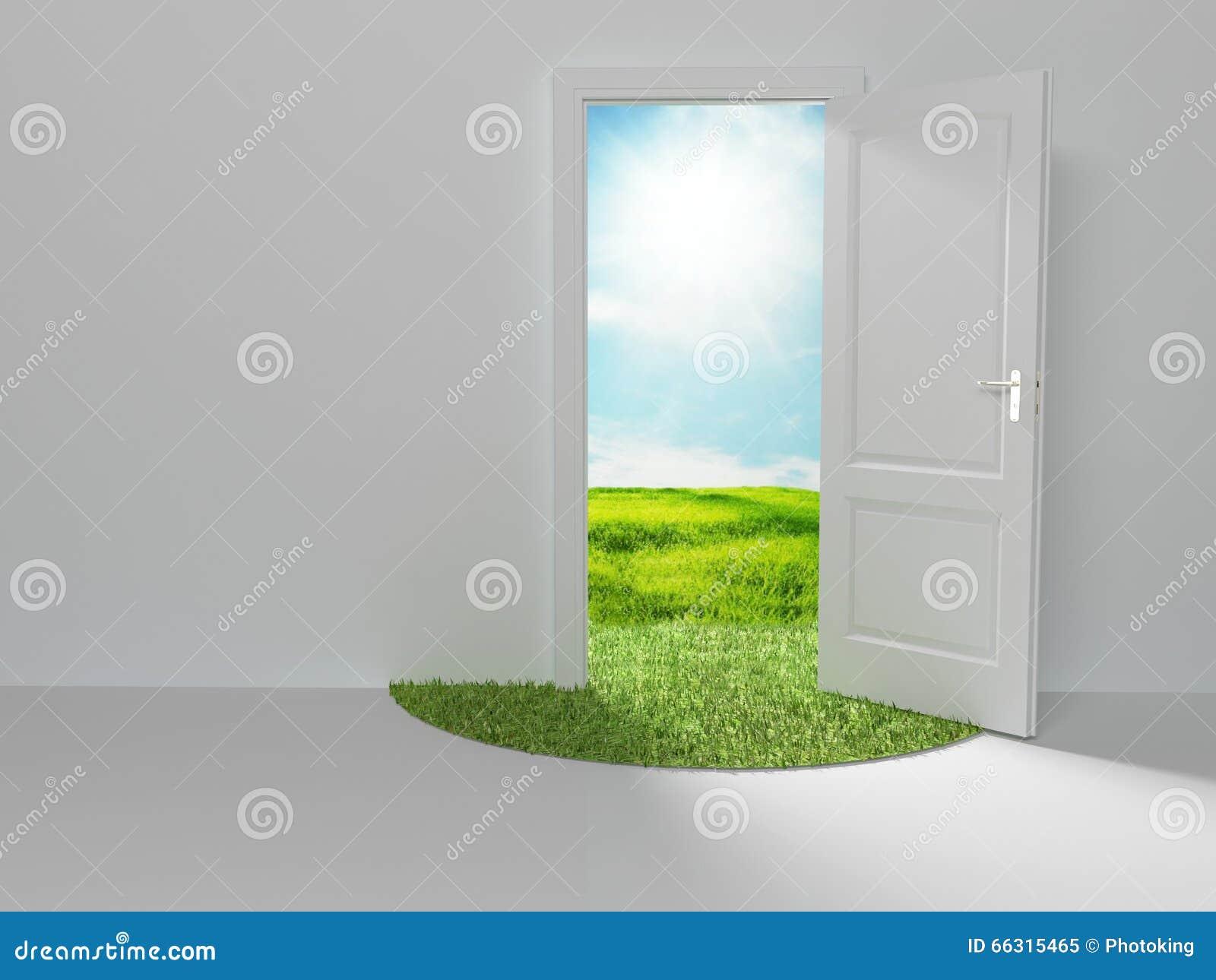 Drzwi nowy świat