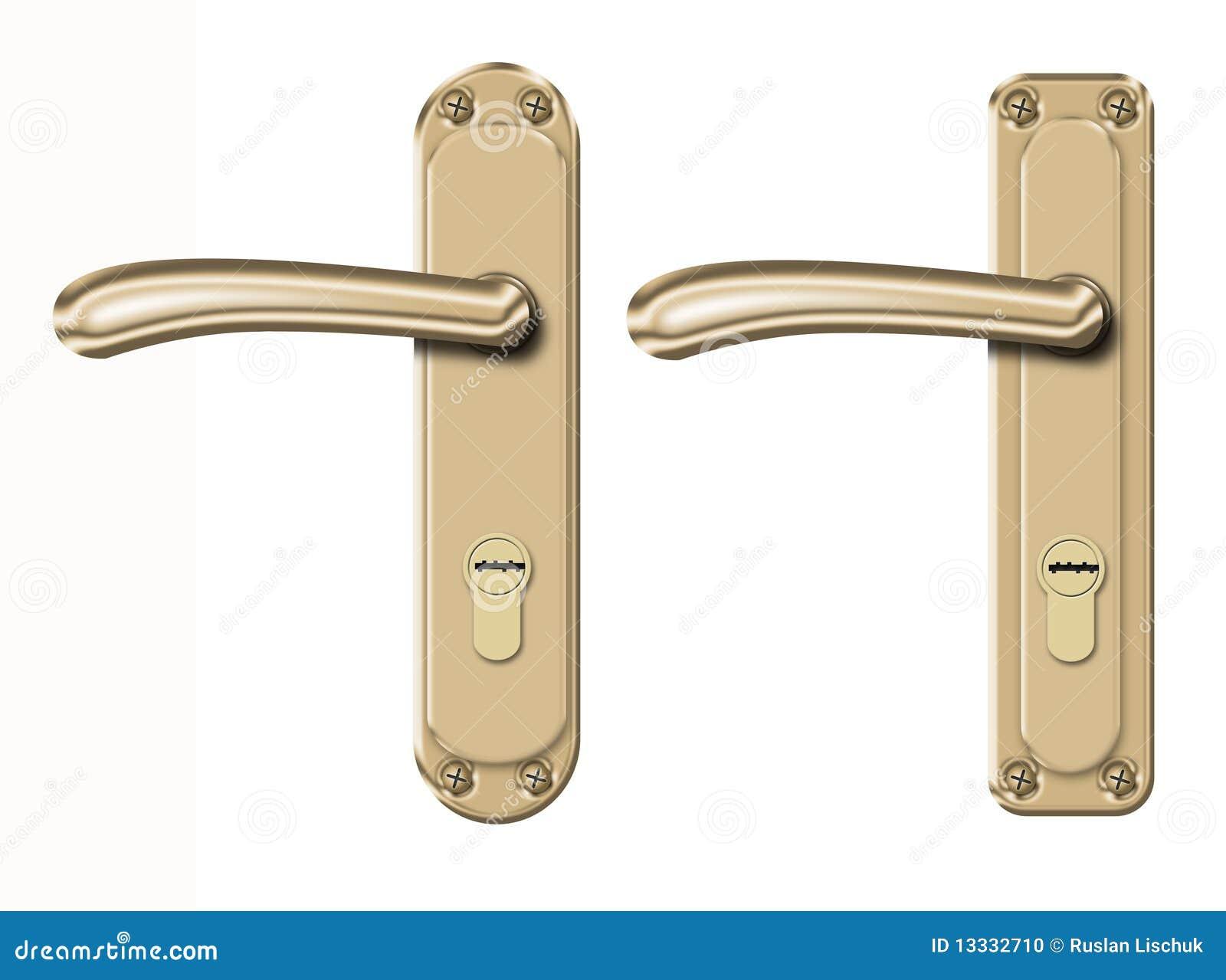 Drzwiowy kędziorek