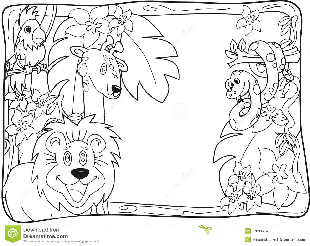 All Australian Girl Kids Coloring Pages