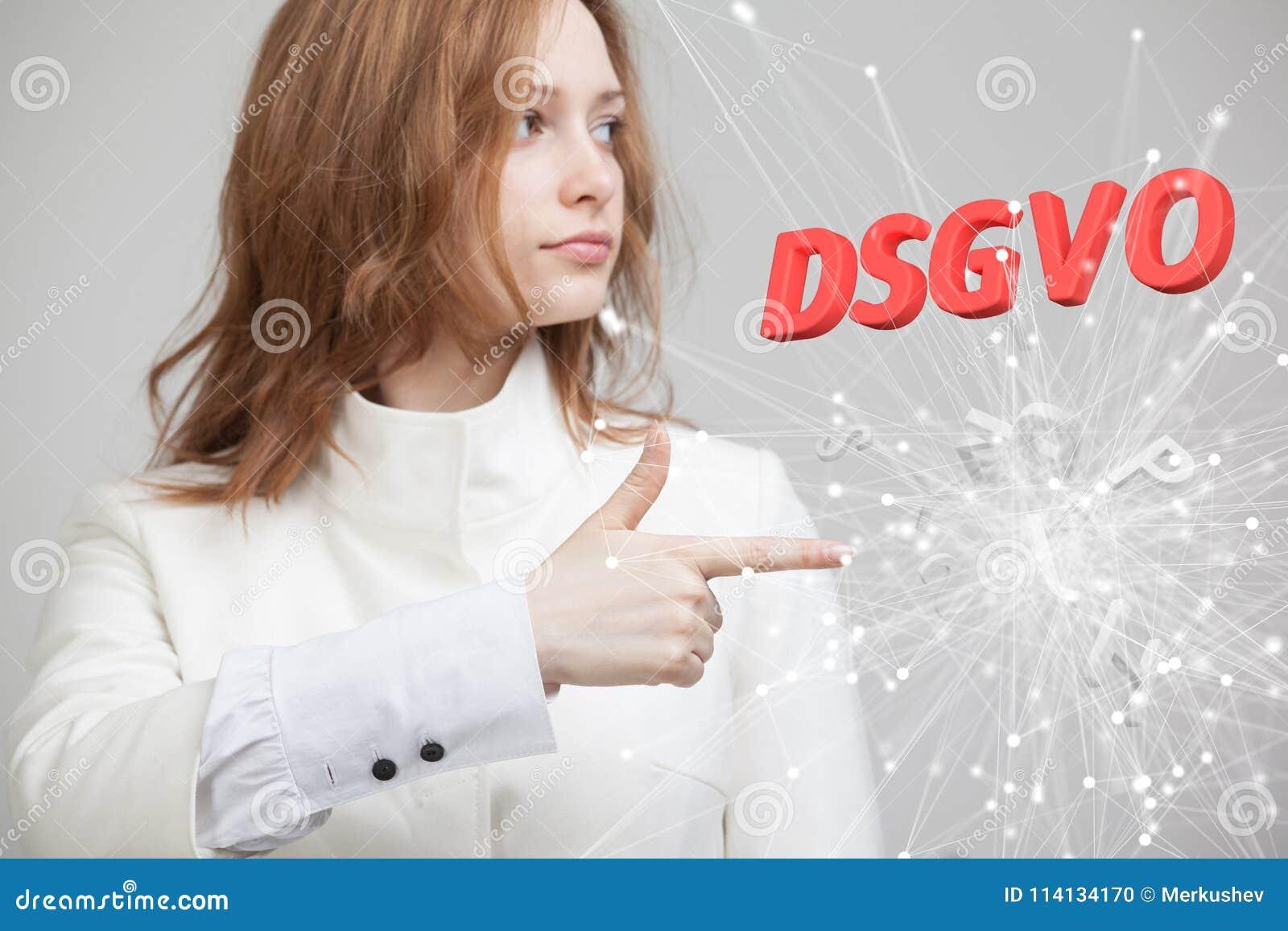 DSGVO, niemiecka wersja GDPR, pojęcie wizerunek Ogólnych dane ochrony przepis, ochrona osobiści dane Potomstwa