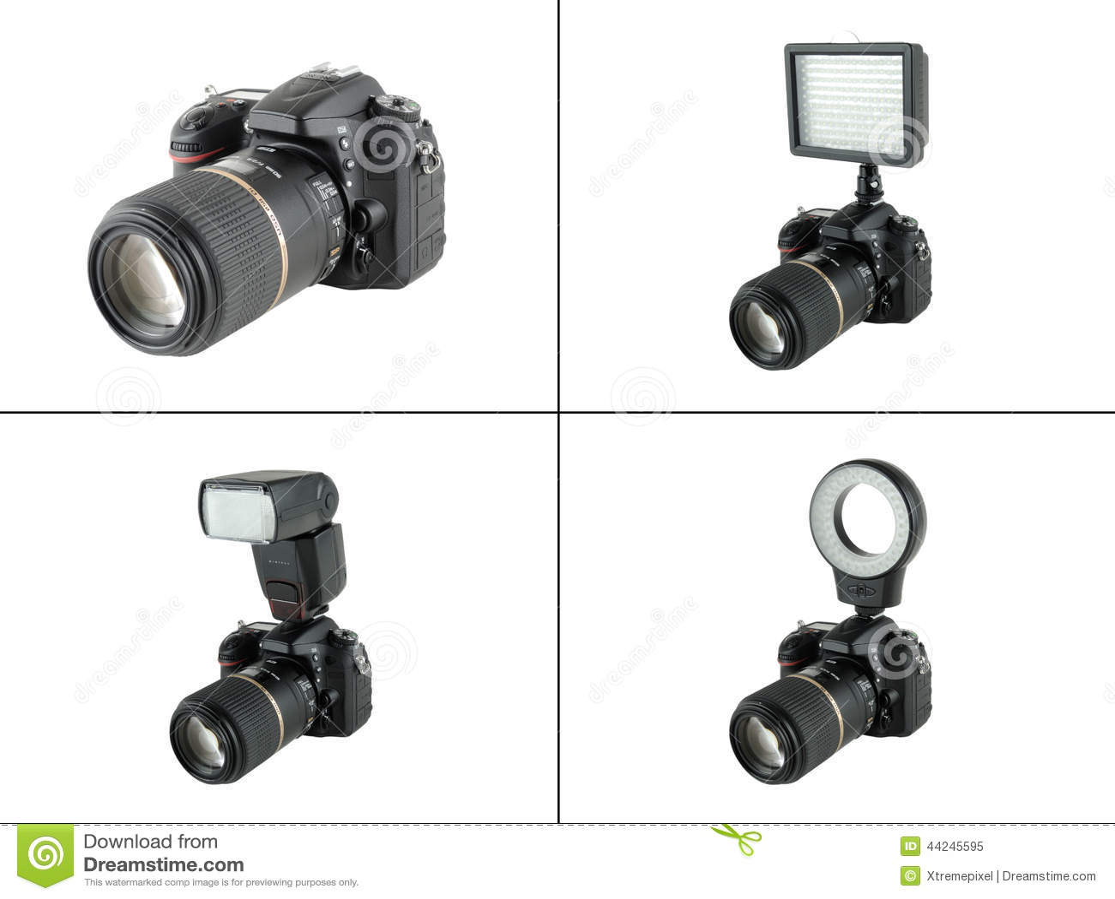 DSLR Kamera