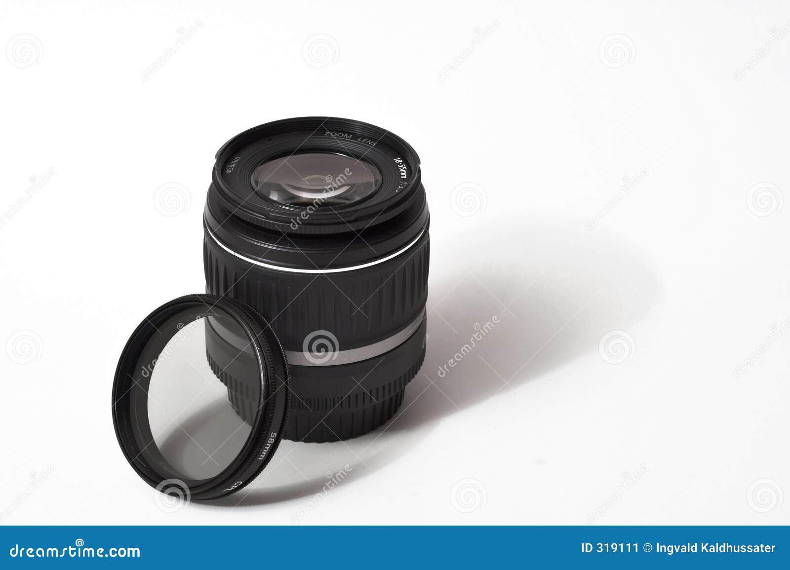 Dslr obiektyw filtra