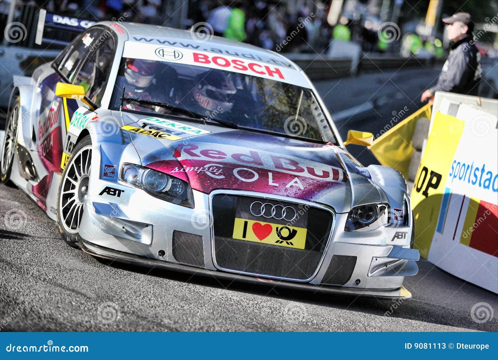 DTM Reisen-Auto - Audi A4